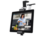 Kitchen Cabinet Tablet Mount