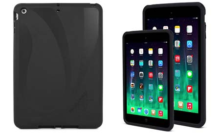NuGuard KX for iPad Air, mini and mini w/Retina