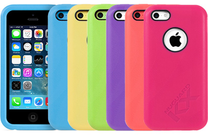 NuGuard KX case for iPhone 5C