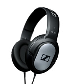 HD201 Wired Headphones