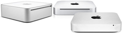 Mac mini Turnkey Hardware Upgrades