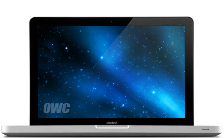 Macbook Late 08 Aluminum Unibody