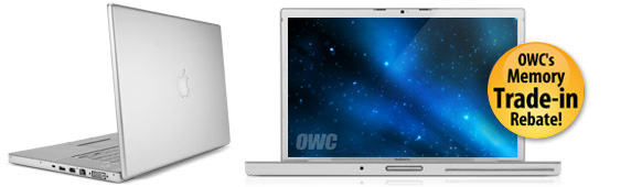 MacBook® Pro Intel® Core™ 2 Duo