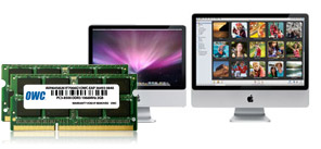 Memory for iMac Late 2007