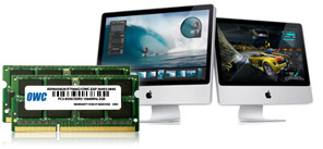 Memory for iMac March 2009