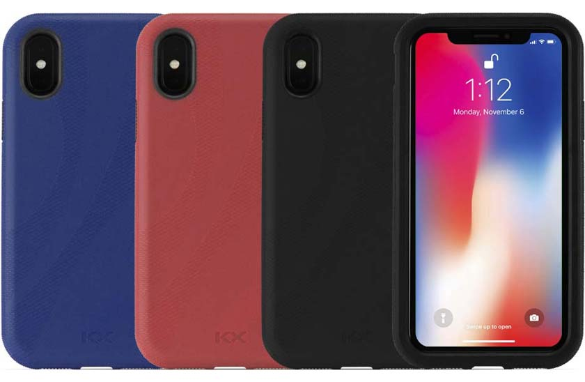 NuGuard KX case for iPhone X
