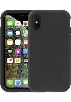 Black KX Case for iPhone XS/X and iPhone XS Max
