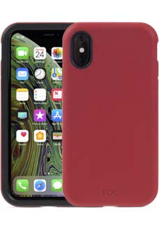 Crimson KX Case for iPhone Xs/X