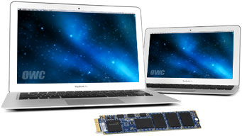 MacBook Air 2012 SSDs