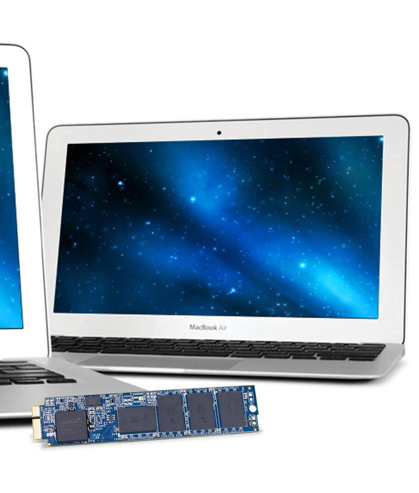 SSDs Upgrades For MacBook Air 11-Inch and 13-Inch