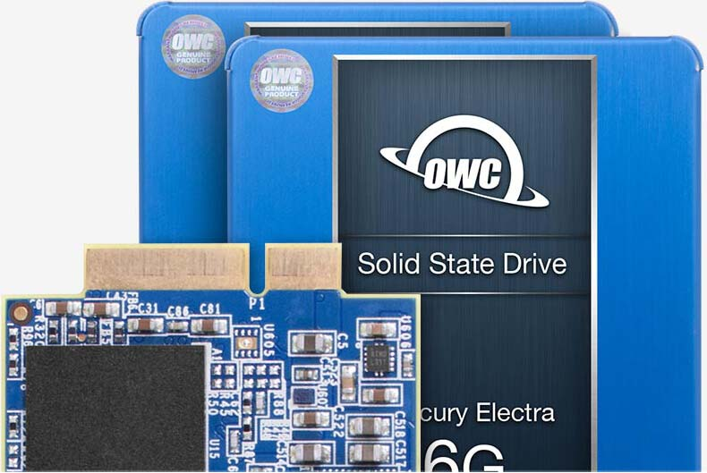 OWC SSD Product Images