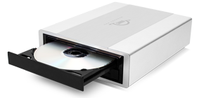 External Blu-ray/DVD/CD Solutions
