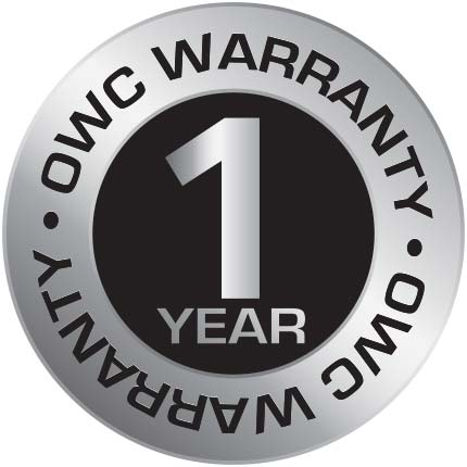1 Year OWC Limited Warranty