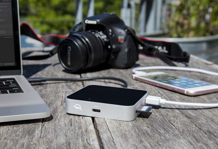 USB-C Travel Dock