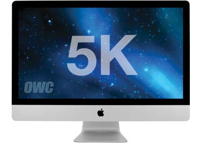 27-inch iMac with Retina 5K display - Late 2015