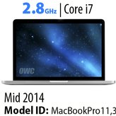15-Inch MacBook Pro Quad i7<BR><i>2.8GHz</i> with Retina Display