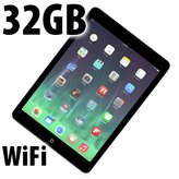 Apple iPad Air with Retina <BR>32GB Storage, Space Gray