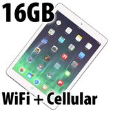 Apple iPad Air with Retina WiFi + includes Cellular/LTE