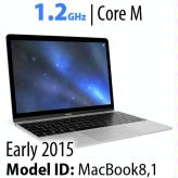 "Apple MacBook 12"" <br>1.2GHz 