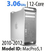 Apple Mac Pro 2010-2012<BR>3.06GHz 12-Core
