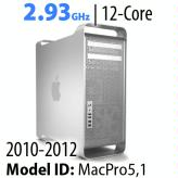 Apple Mac Pro 2010-2012<BR>2.93GHz 12-Core