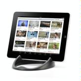 Griffin Loop Tablet Stand<BR>For iPads, Nook, Fire, Etc.