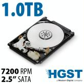"1.0TB 7200RPM 2.5"" Drive<BR> Serial ATA 6Gb/s 9.5mm"