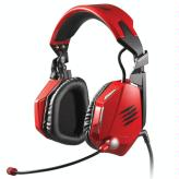 Mad Catz F.R.E.Q.5 Stereo Gaming HeadSet (with Mic)