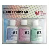 NewerTech Clean & Polish for<BR>Plastic iPod, MacBook models