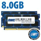 8GB (2 x 4GB) OWC Memory Kit for most 2010-2011 Macs