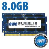 8GB (2x 4GB) OWC 1600Mhz DDR3 Kit  for most 2012+ Macs