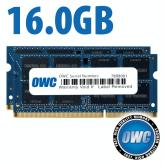 16GB (2 x 8GB) OWC 1600Mhz DDR3 Kit  for most 2012+ Macs