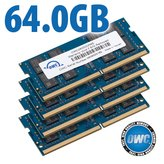 "64GB (4x 16GB) DDR4-2400 Kit for Apple iMac 5K 27"" 2017-18"