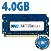 4GB (2 x 2GB) PC2-5300 DDR2 667MHz Memory Kit