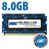 8GB (2x 4GB) OWC PC3-8500 DDR3 for most 2008-2010 Macs