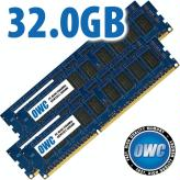 32GB Memory (8GB x4) for<BR>Apple Mac Pro 2009