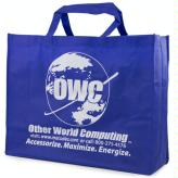 OWC Blue Eco-Friendly<BR>Reuseable bag