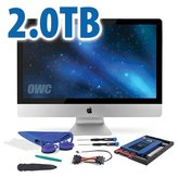 2.0TB OWC Mercury 6G SSD Upgrade Kit for iMac (2012+)