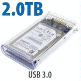 2.0TB OWC On-The-Go Pro USB 3.0/2.0 Portable
