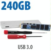 240GB SSD MacBook Air 2012<BR>Upgrade/Transfer/Reuse Kit