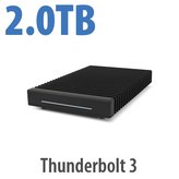 2.0TB OWC ThunderBlade with Thunderbolt 3