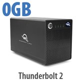 OWC Thunderbay 4 mini RAID<BR>20Gb/s Thunderbolt x 2