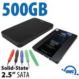 500GB OWC Electra 6G SSD + Complete DIY Upgrade Kit