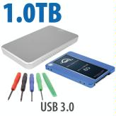 1.0TB OWC Electra 6G SSD Upgrade kit w/Tools,Transfer