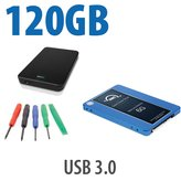120GB OWC Electra 6G SSD Upgrade kit w/Tools,Transfer