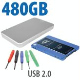 480GB OWC Electra 3G SSD Upgrade kit w/Tools,Transfer