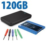 120GB OWC Electra 3G SSD  & Self-Install Bundle