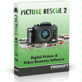 Prosoft Picture Rescue 2 <BR>for both Macs & PC