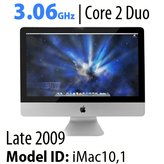 "Apple iMac 21.5"" Core 2 Duo<BR>3.06GHz"
