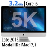 "Apple iMac 27"" Quad-Core i5 <br>3.2GHz with Retina 5K Display"